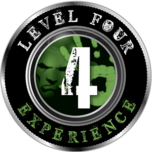 level 4 experience badge
